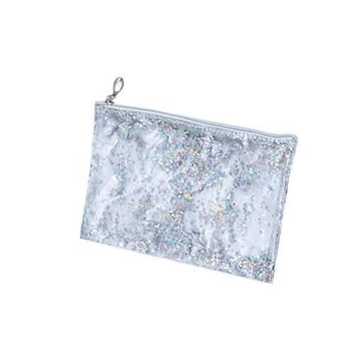 OULII, Porte-Monnaie Transparent Transparent 23,5 x 17 cm