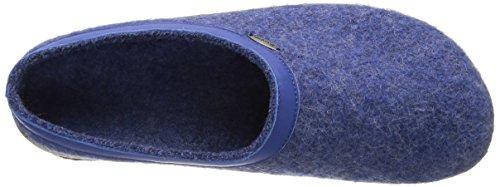 Giesswein - Chiemsee, Mocassini, unisex Blu (527 jeans)