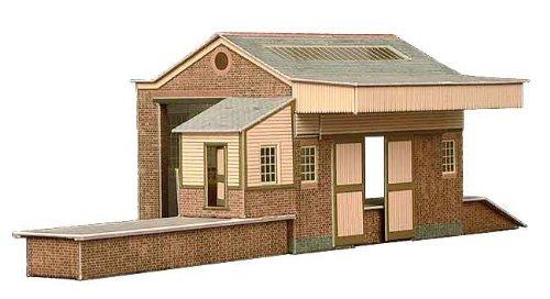superquick-goods-depot-building-1-72-oo-ho-card-model-kit