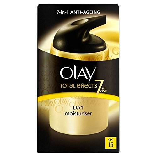 Olay Effets Totaux Jour Hydratant Avec Fps 15 (50 Ml)