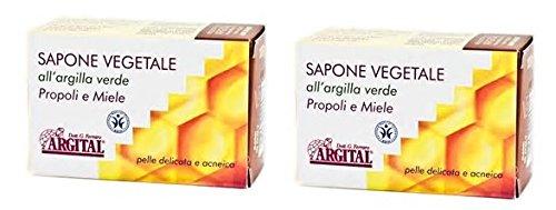argital-savon-vegetal-a-largile-verte-propolis-et-miel-2-boites-de-100-gr-nettoyage-visage-pour-peau