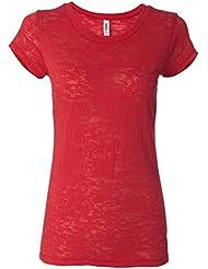 Bella - T-shirt - Asymétrique - Femme L