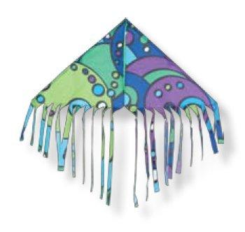 Fringe Delta - Cool Orbit by Premier Kites