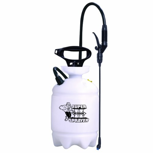 Poly Sprayer (HUDSON, H D MFG CO - Super Sprayer, Poly Tank, 2-Gals.)