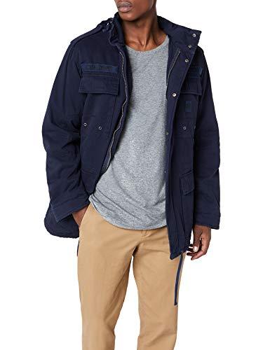 Brandit Herren Ryan M65 winterjacket Jacke, Blau (navy 8), Medium