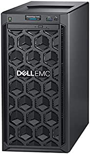 DELL T140 E-2124 Processor, 8GB RAM, 2x1 TB Hard Drive, 1 Year Warranty