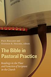 The Bible in Pastoral Practice: Readings in the Place and Function of Scripture in the Church (Using the Bible in Pastoral Practice)