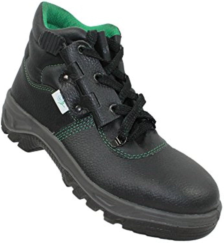 TPS - Calzado de protección de Piel para hombre Verde verde