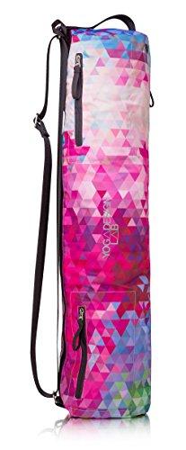 Yoga Design Lab Yogatasche   Extra leicht, Reisetasche für Yogamatte, Handtuch und Zubehör (Tribeca Sand)