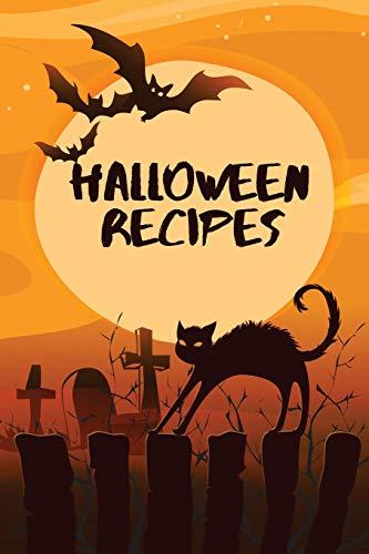 Halloween Recipes: Journal