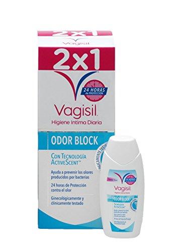 VAGISIL Gel Higiene intima protección odor block