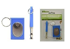 Kit de dressage pour chien - Clicker et sifflet - Animal Animaux - 259