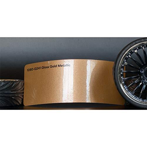 etallic | G241 | Vinyl CAR WRAP Film (Sample 2.5in x 4in) ()