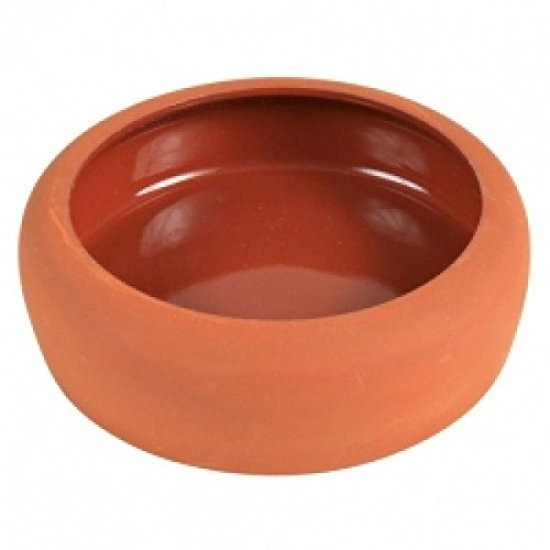 Trixie Keramik-Schüssel mit abgerundetem Rand
