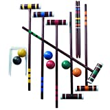 Franklin Sports 6 Player Family Croquet Set One Size