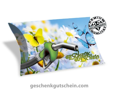 25 Stk. Premium Gutschein Boxen für Tankstellen, Werkstätten, Servicestation TK360, LIEFERZEIT 2 bis 4 Werktage !