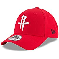 New Era 9Forty NBA Houston Rockets Cap Red