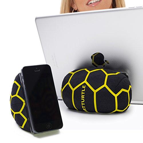 SMARTTURTLE multifunktionale iPad Halterung, Made in Austria, Sitzsack für Smartphone, Handy,...
