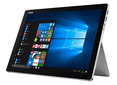 ASUS T304UA-BC002R - 12,6-Zoll-Tablet (Intel Core i7-7500U, 8 GB RAM, 256 GB Festplatte, Intel HD Graphics, Windows 10), graumetallic