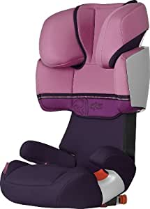 cybex 50020007 solution x fix berry pink violett. Black Bedroom Furniture Sets. Home Design Ideas