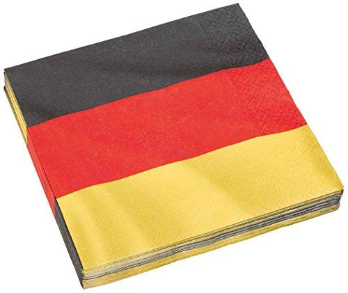 Amscan 9900304 Party Geschirr, Servietten, One Size