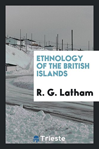 Ethnology of the British Islands