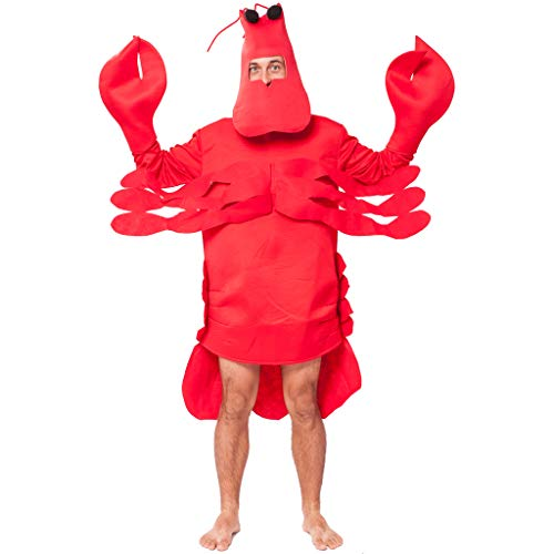 mer Kostüm Ausgefallene Faschingskostüme Halloween Party Karneval Fastnacht Tierkostüm für Erwachsene Herren Damen ()