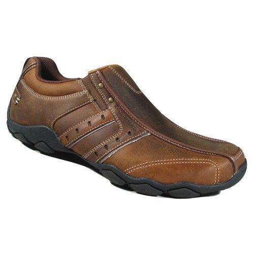 Skechers Diameter, Chaussures de ville homme brown