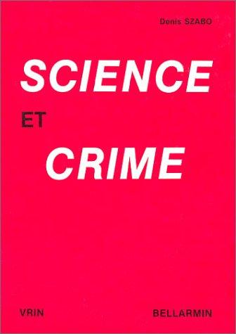 Science et crime