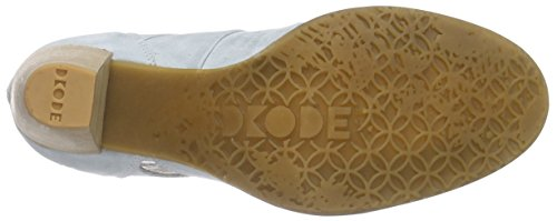 Dkode Vayle, Bottes Classics courtes, non doublées femme Turquoise - Türkis (Pastel Turquoise 003)