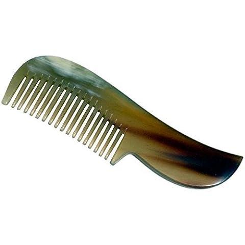 Dr. Dittmar Blonde Horn Moustache Comb