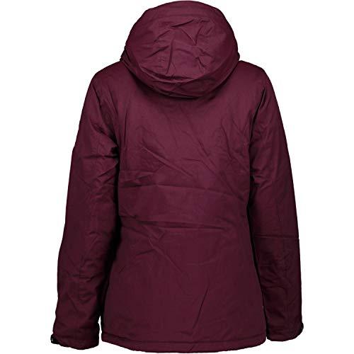 Killtec Damen Nira Funktionsjacke/Outdoorjacke / Winterjacke mit abzippbarer Kapuze