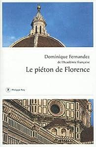 Le piéton de Florence par Fernandez