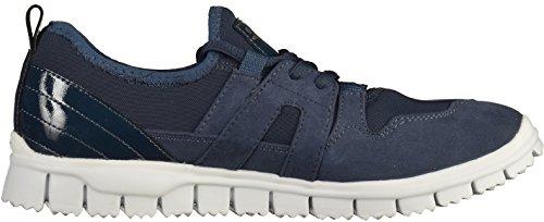 Tamaris Damen 23651 Sneakers Blau (NAVY 805)
