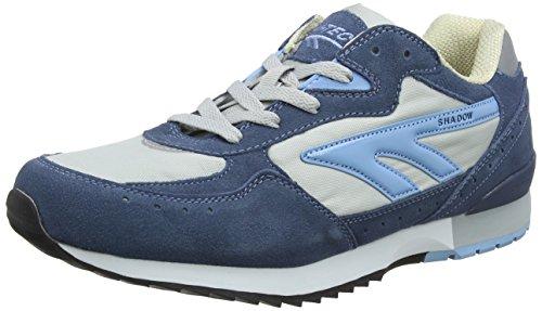 Hi-Tec Herren Shadow Sneaker, Blau (Moonlight Blue), 41 EU Hi-tec-outlet