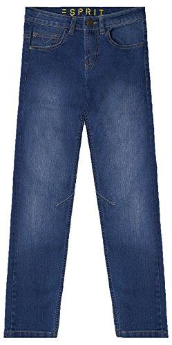 ESPRIT Jungen Jeans RL2901612, Blau (Dark Indigo Denim 461), 164 (Kinder-jeans Blaue)