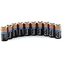 Duracell CR123BU-10 Ultra Lithium Batterie 123, 10-er Faltschachtel