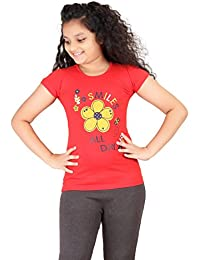 Bluntly Girls Western Cotton Top