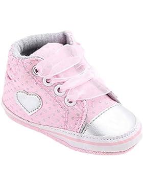 Mädchen Segeltuchschuh,URSING Baby Jungen Anti-Rutsch Schuhe Kleinkind Weiche Sohle Sneaker