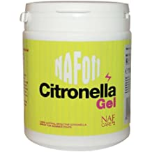 Naf Off - Spray repelente de moscas de citronela 750 ml