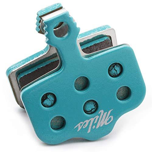 Miles Racing-Pastiglie per freni a disco, sinterizzate, Avid Elixir X0, XX, adatte al Cleg