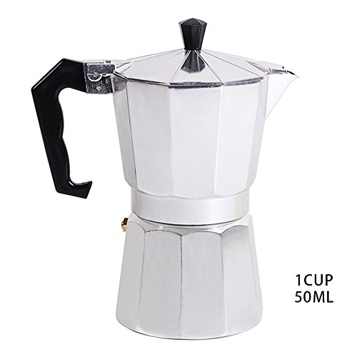 Aluminum Espresso Percolator Maker, 1cup/3cup/6cup/9cup/12cup Italian Stove top/Moka espresso coffee maker/Percolator pot tool  Aluminum Espresso Percolator Maker, 1cup/3cup/6cup/9cup/12cup Italian Stove top/Moka espresso coffee maker/Percolator pot tool 4100T3 RgTL [object object] Best Coffee Maker 4100T3 RgTL