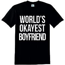De cocina de Okayest T-de manga corta para hombre pulsera de Boyfriend