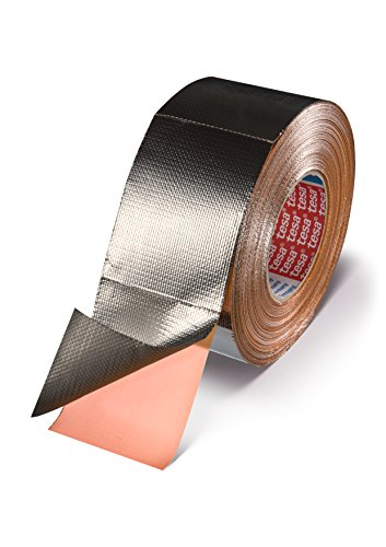 tesa® 68000PV0Aluminium laminiert glasscloth Strahlungswärme Reflection Tape 50mm x 50m