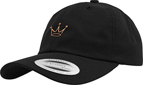 Urban Classics MT515 Crown Dad Cap black
