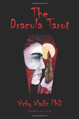 The Dracula Tarot por Vicky Vladic