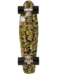 Ridge Print Series Retro Cruiser Skateboard complet