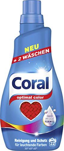 Coral Optimal Color flüssig 44 WL, 2er Pack (2 x 22 WL)