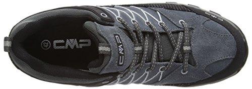 CMP  Rigel, Chaussures de trekking et randonnée homme Gris (Grey-mineral Grey)