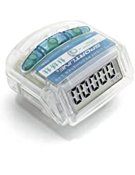 SPORTLINE 348 DISTANCE PEDOMETER WITH FLASHING LIGHT